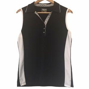Izod women's golf shirt L